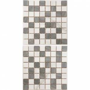 Hampton Collection by Emil Ceramica 12x12 in. Mosaic - Mix