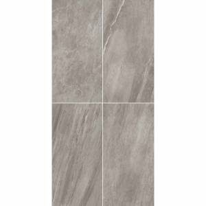 Hampton Collection by Emil Ceramica 12x24 in. - Grey