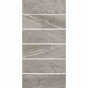 Hampton Collection by Emil Ceramica 4x12 in. - Grey