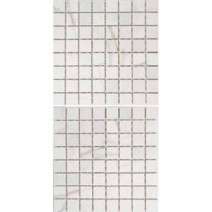 Hampton Collection by Emil Ceramica 12x12 in. Mosaic - White
