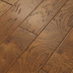 Bentley Hickory Plank Collection by Anderson Engineered Hardwood 5 in. - Golden Ore