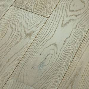 Metallics Collection by Anderson Tuftex Hardwood 8 in. - Pewter