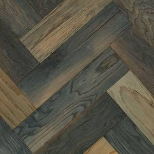 Old World Herringbone Collection by Anderson Tuftex Hardwood 6 in. - Tudor