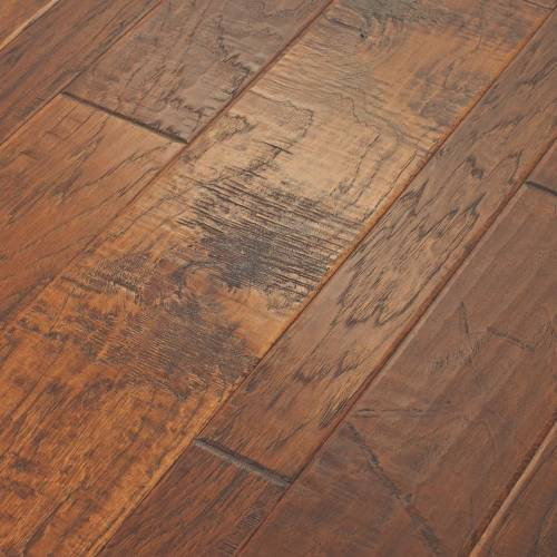 Palo Duro Mixed Width Collection by Anderson Hardwood - Hammer Glow