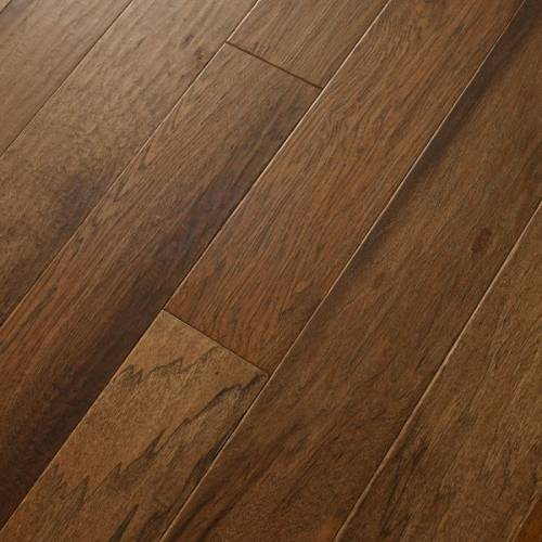 Picasso Hickory Collection by Anderson Tuftex Hardwood 6 3/8 in. - Beige
