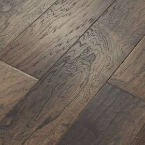 Picasso Hickory Collection by Anderson Tuftex Hardwood 6 3/8 in. - Grigio