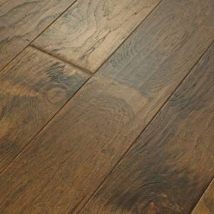 Picasso Hickory Collection by Anderson Tuftex Hardwood 6 3/8 in. - Marrone
