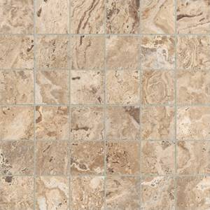 Antico Collection by Anatolia Tile Mosaic 2x2 in. - Classic