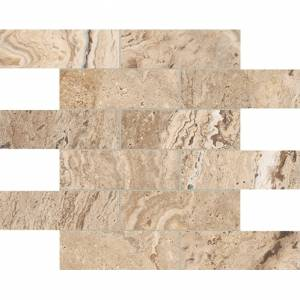 Antico Collection by Anatolia Tile Mosaic 2x6 in. - Classic