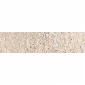Antico Collection by Anatolia Tile Bullnose 3x12 in. - Ivory