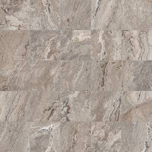 Antico Collection by Anatolia Tile 12x12 in. - Walnut