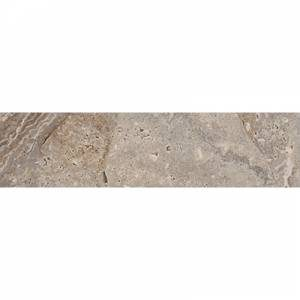 Antico Collection by Anatolia Tile Bullnose 3x12 in. - Walnut
