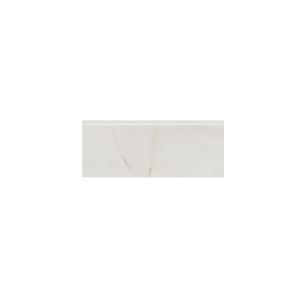 Bellina Collection by Anatolia Tile Bullnose 3x8 in. - Cream