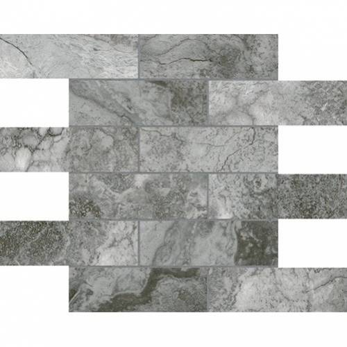 Anatolia Tile - Bizantino Collection 2x6 Brick Mosaic
