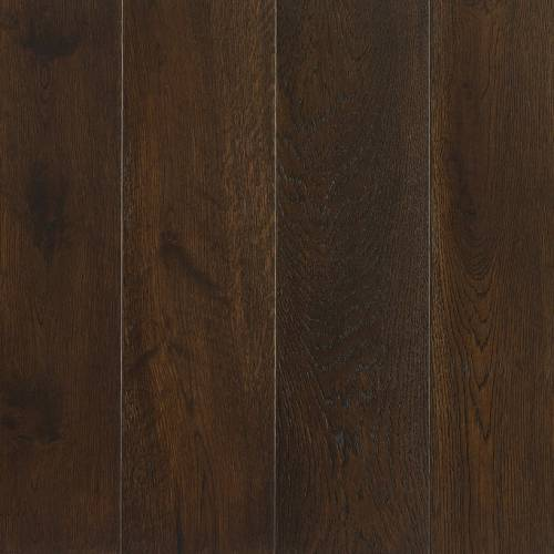 "Waterproof Hardwood Flooring Collection by Arbor Seal Engineered Hardwood 6-1/2"" White Oak - Lucerne"