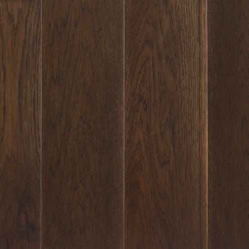 "Waterproof Hardwood Flooring Collection by Arbor Seal Engineered Hardwood 6-1/2"" Hickory - Powell"