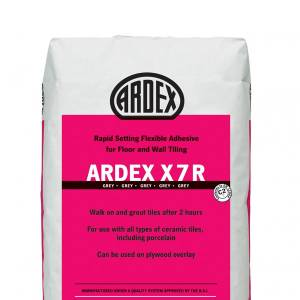 ARDEX X 7 R Rapid Set Natural Stone and Tile Mortar