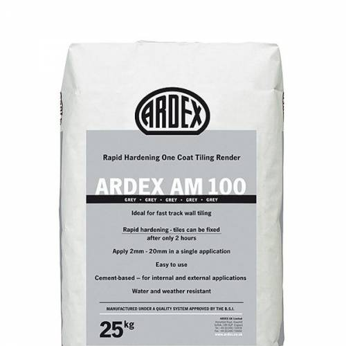 ARDEX AM 100 - Ramping Mortar