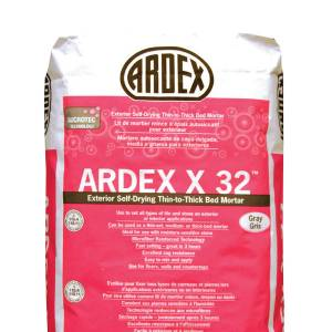 ARDEX X 32 ​Microtec Rapid Mortar