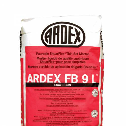 ARDEX FB 9 L Pourable ShearFlex Mortar
