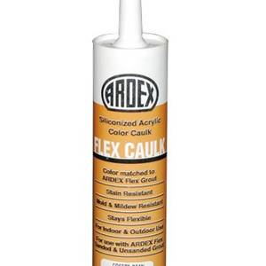 ARDEX FLEX Siliconized Acrylic Color Caulk​​​​​​​​​​​​​