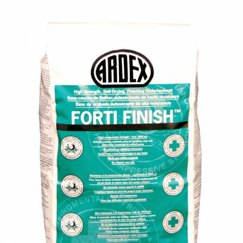 ARDEX FORTI - Self-Drying Finish Underlayment