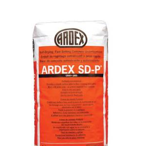 ARDEX SD-P RAMP - Concrete Underlayment