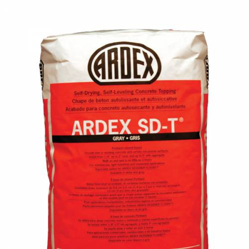 ARDEX SD-T - Self-Leveling Concrete Topping