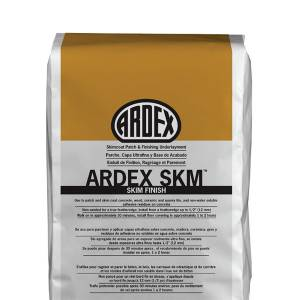 ARDEX SKM - Skimcoat Patch and Finishing Underlayment