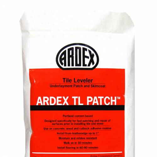 ARDEX TL PATCH - Tile Leveler