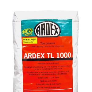 ARDEX TL 1000 - Self-Leveling Underlayment