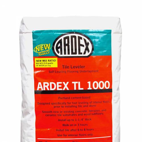 ARDEX TL 1000 - Self-Leveling Underlayment​