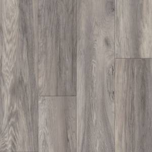 Rigid Core Elements Collection by Armstrong Flooring Vinyl Plank 6x48 in. Honeycreek Hickory - Early Morning Haze