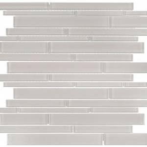 Bliss Glass - Element Series Random Strip Glass Mosaics