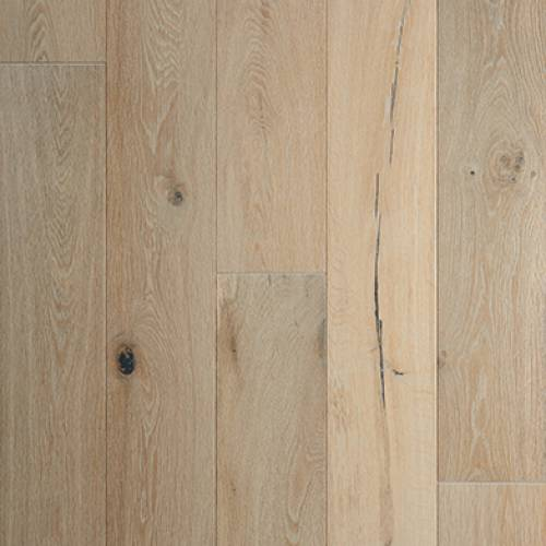"Chambord Plus Collection by Bella Cera Engineered Hardwood 7-1/2"" French White Oak - Chapelle"