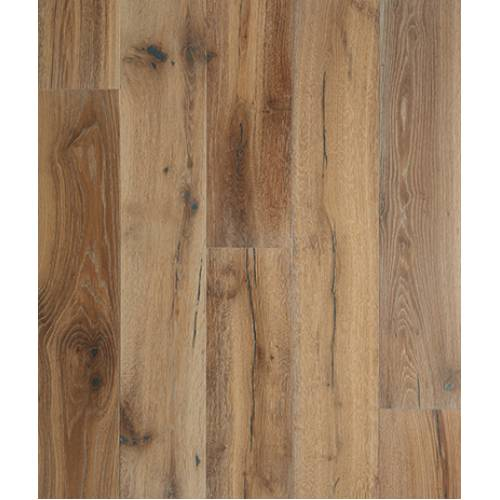 Chambord Plus Collection by Bella Cera Engineered Hardwood 7-1/2 in. French White Oak - Marolles