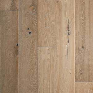 """Chambord Plus Collection by Bella Cera Engineered Hardwood 7-1/2"""" French White Oak - Montreux"""