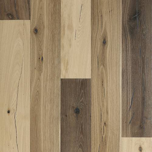 "Mariella Collection by Bella Cera Engineered Hardwood 7-1/2"" French White Oak - Eloisa"