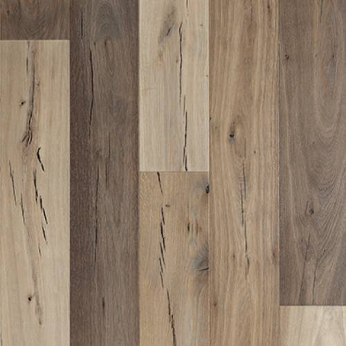"Mariella Collection by Bella Cera Engineered Hardwood 7-1/2"" French White Oak - Greta"