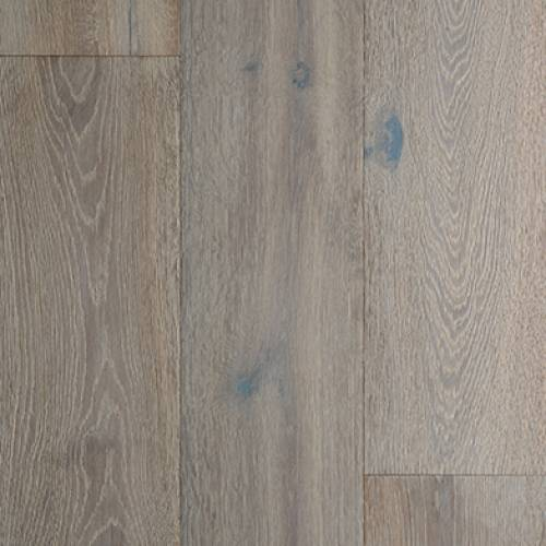 "Villa Borghese II Collection by Bella Cera Engineered Hardwood 8"" French White Oak - Abele"