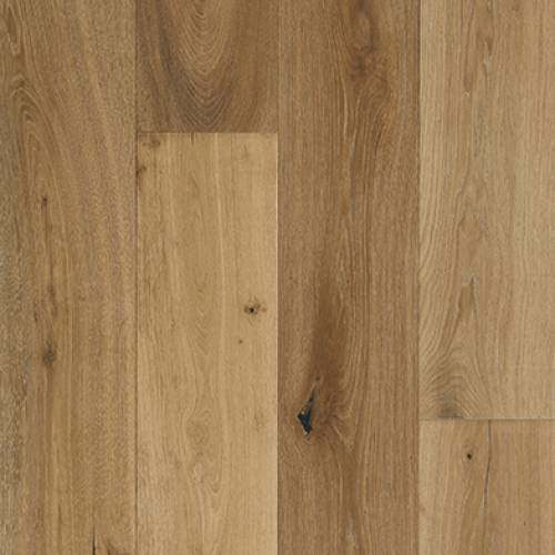 "Villa Borghese II Collection by Bella Cera Engineered Hardwood 8"" French White Oak - Andrea"