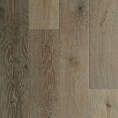 "Villa Borghese II Collection by Bella Cera Engineered Hardwood 8"" French White Oak - Francesca"