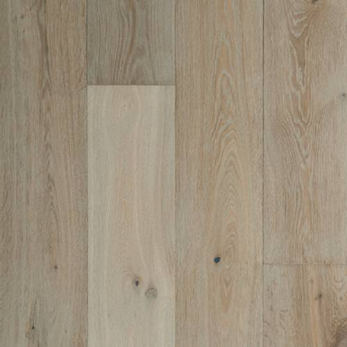 "Villa Borghese II Collection by Bella Cera Engineered Hardwood 8"" French White Oak - Sofia"