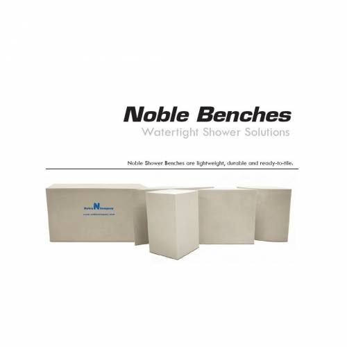 Noble Company Shower Benches
