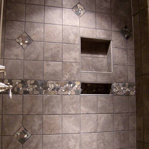 Noble Company Shower Niches