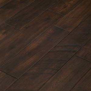 American Relics Collection by Casabella Engineered Hardwood 6-1/2 in. Hickory - Rushmore