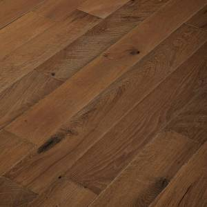 American Relics Collection by Casabella Engineered Hardwood 6-1/2 in. White Oak - Great Basin