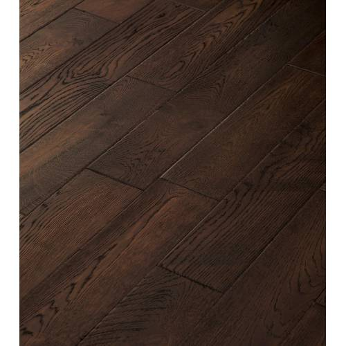 American Relics Collection by Casabella Engineered Hardwood 6-1/2 in. White Oak - Sequoia