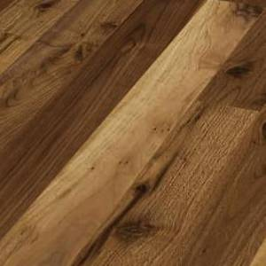 American Walnut Collection by Casabella Solid Hardwood 4 in. Walnut - Natural