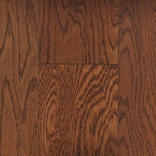 Cascade Oak 5 inch HDF Locking Oak - Engineered 3/8 ( 4 colors )